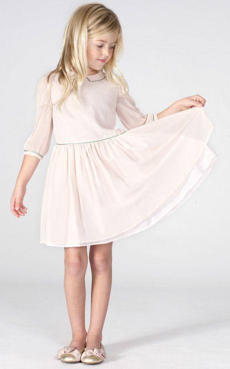 adf1b56bf Marie-Chantal Spring/Summer 2014 Trunkshow Look 15 on Moda Operandi Cute  Little Girls