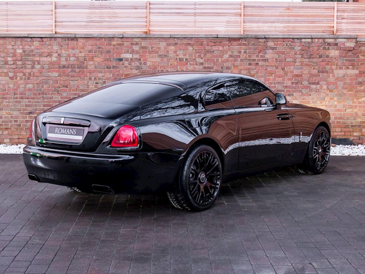 2015 Used RollsRoyce Wraith V12 Diamond Black in 2020