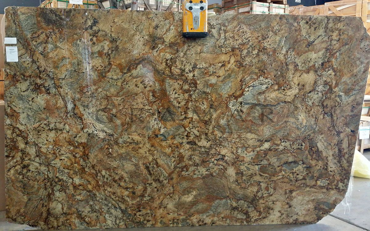 Lapidus premium product search marva marble and granite - Sky Gold Granite Slab Gorgeous Granite Slabs Pinterest Granite Slab Granite And House