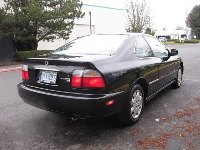 Marvelous 1996 Honda Accord Coupe