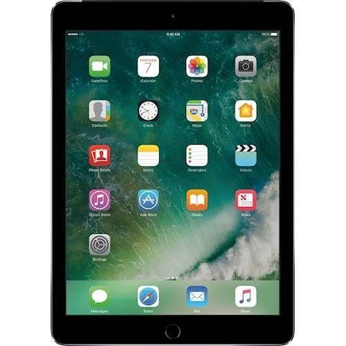 Apple Refurbished Ipad Air 2 With Wi Fi Cellular 64gb Verizon Space Gray Ipad Mini Ipad 32gb Ipad