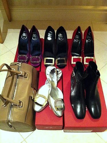 Roger Vivier shoes - Page 23 - PurseForum | My Style | Pinterest ...