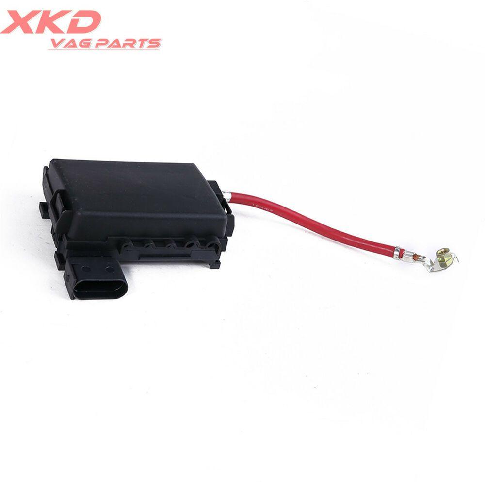 jetta battery fuse box ad ebay  fuse box battery terminal for vw jetta golf mk4 beetle  battery terminal for vw jetta golf mk4