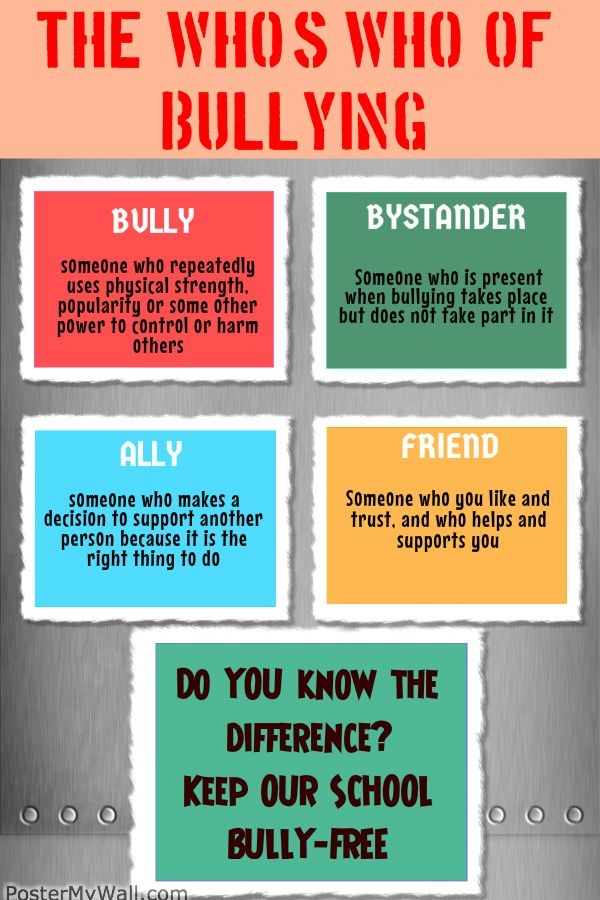 Bullying and school environment