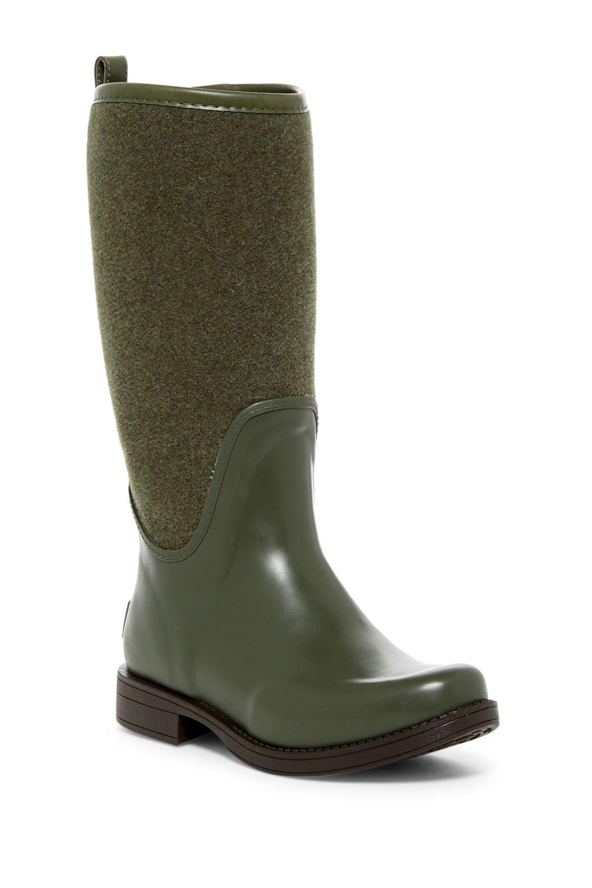 6374ebfa83d Reignfall Waterproof Rain Boot Ugg Boots