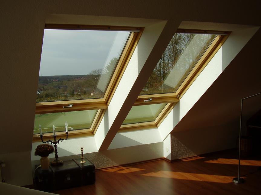 Velux Dachfenster Einbauen Neben Dem Erstellen Wird Das Aussehen Des