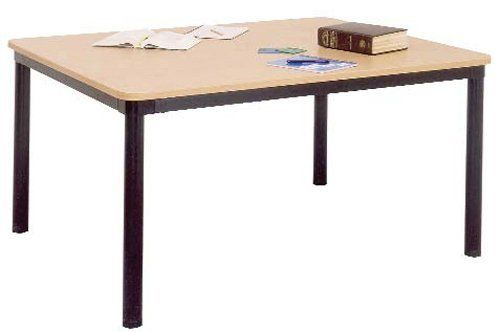 Affordable Tables Make Attractive And Functional Additions To Clrooms Libraries Work Areas Tabletops Are 1 Inch Thick Furniture Board Thermalfused