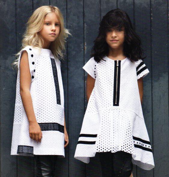 Детская мода 2019 образы, тенденции фото Твоё платье ждёт ...