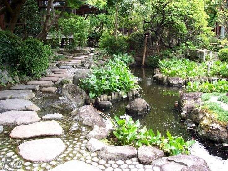Progettare Il Giardino Da Soli : Come progettare un giardino da soli giardino in stile zen
