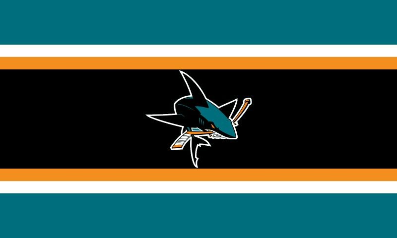 San Jose Sharks Secondary Logo Background 1600x960 San Jose Sharks Logo Background Shark
