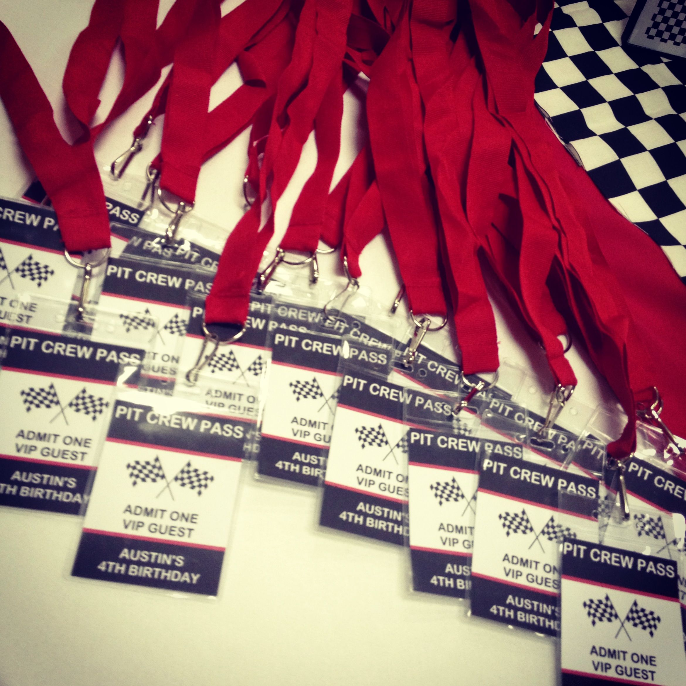 G Force - Name tags - pit crew pass | VBS | Pinterest | Race car ...