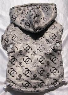 Cheap Dog Clothes And Accessories Chanel Dog Coats Cheap