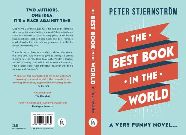 Book Covers Front And Back : Full cover for the best book in world