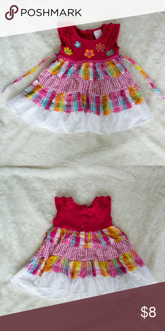 Beautiful summer dress Beautiful summer dress. Excellent condition Youngland Dresses Casual