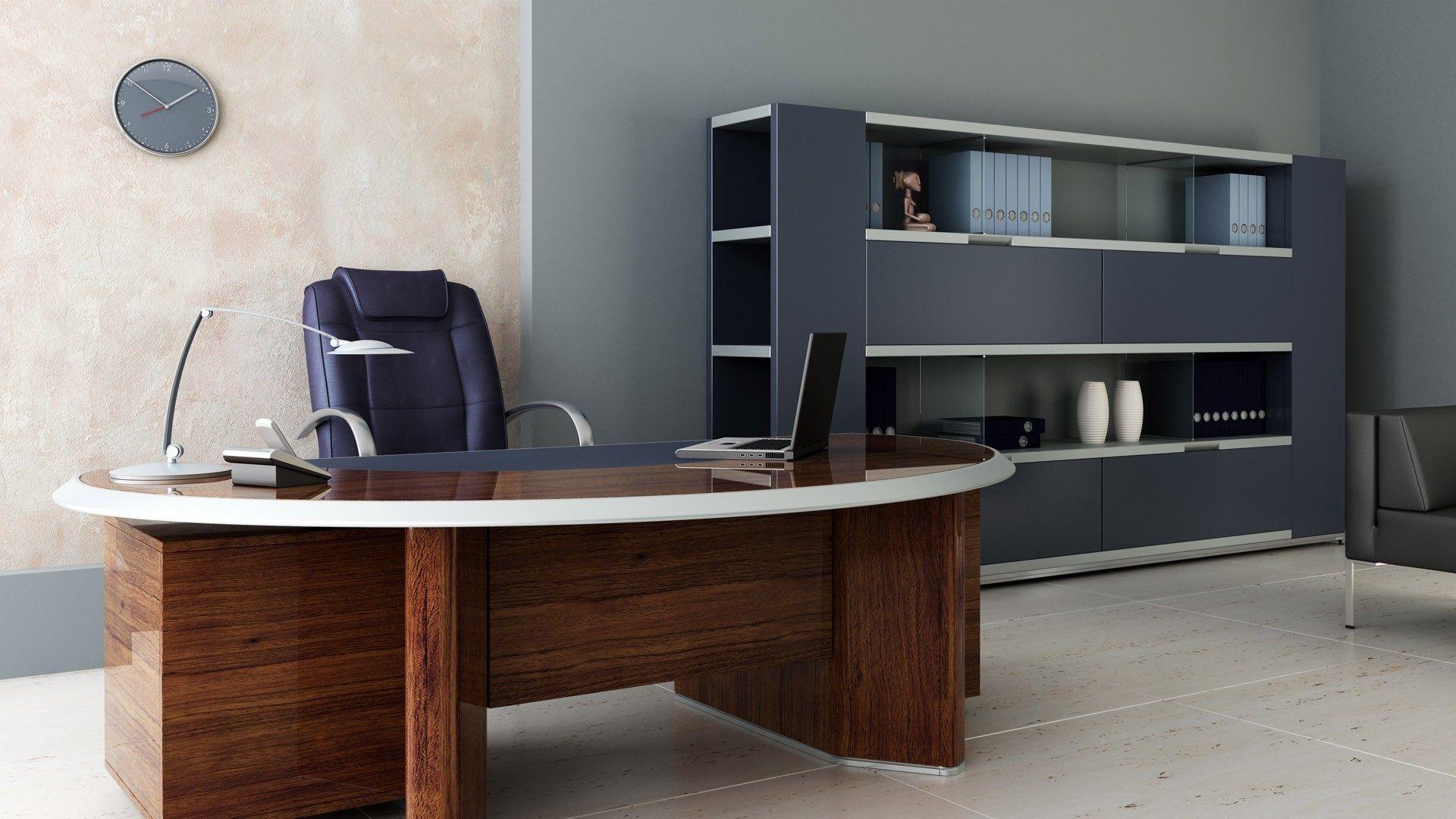Office Desk Wallpaper Business 1920x1080 Wallpaper Room Office