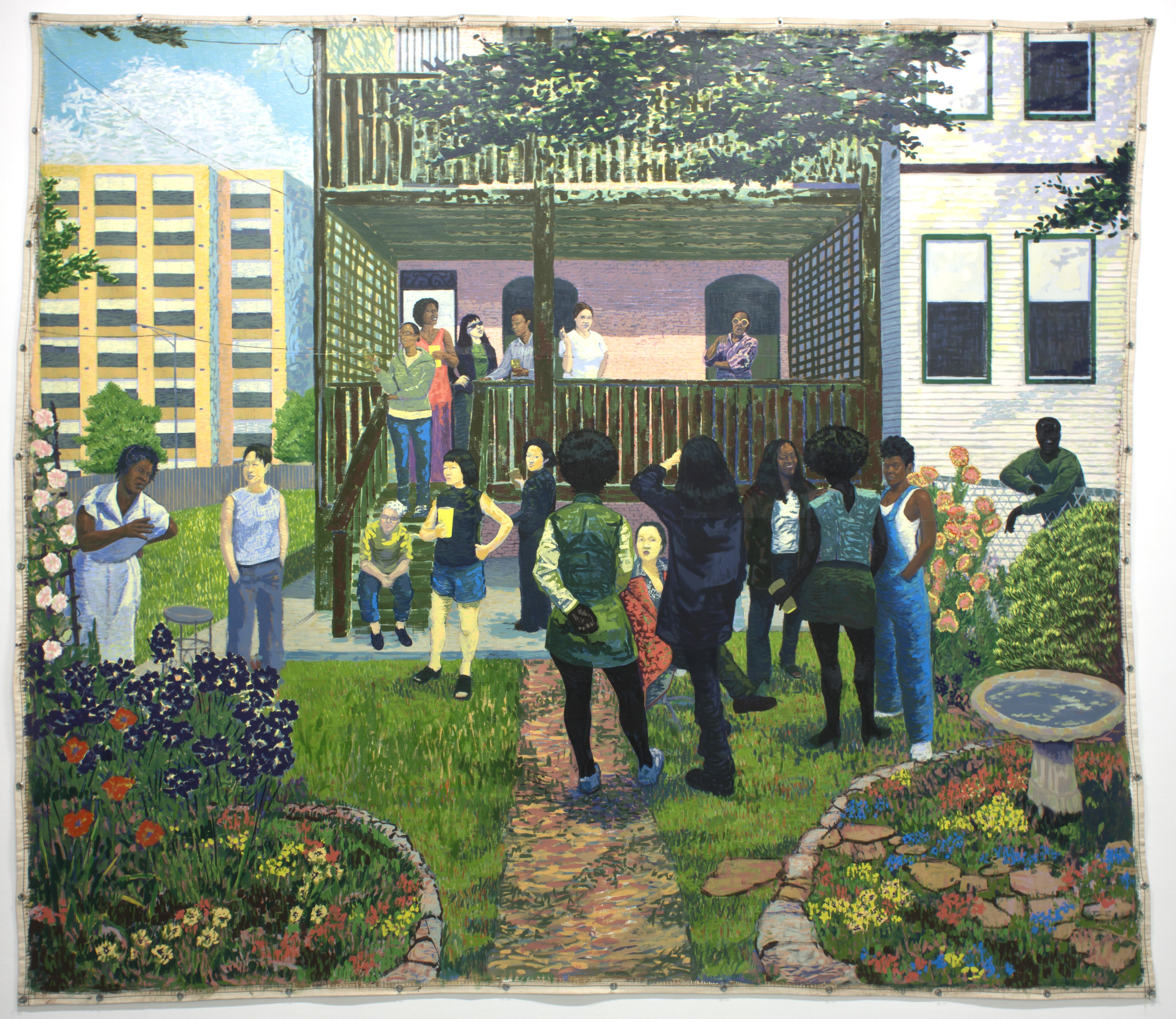 Kerry James Marshall at Kunsthal Charlottenborg (Contemporary Art ...