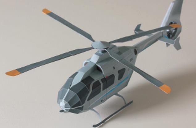 Airbus EC 135 Eurocopter  3 Kanal Helikopter Elektrisches Spielzeug