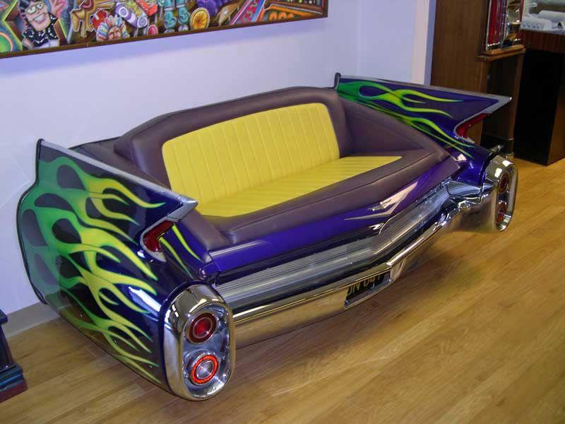 Furniture From Car Parts Car Furniture Man Cave Furniture Automotive Decor
