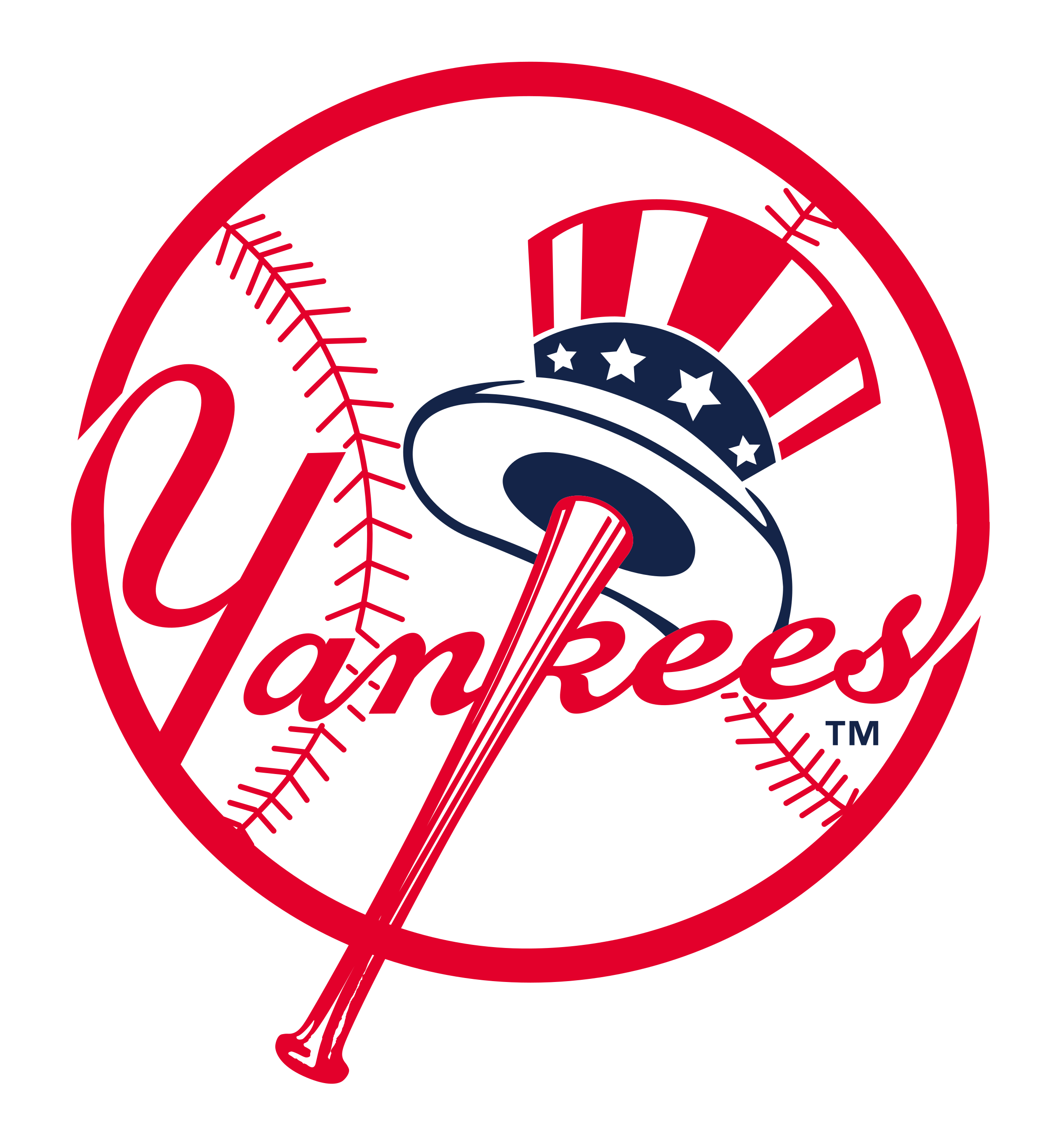 New York Yankees Logo Png Transparent Svg Vector Freebie Supply In 2020 New York Yankees Logo Yankees Logo New York Yankees Baseball
