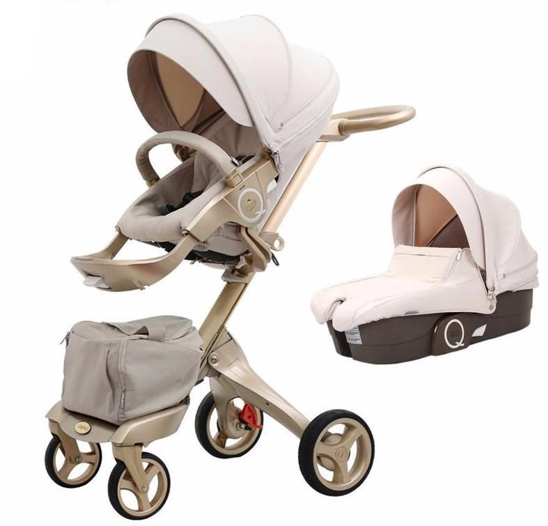 Yaraca Luksus BarneVogn - Baby Travel System