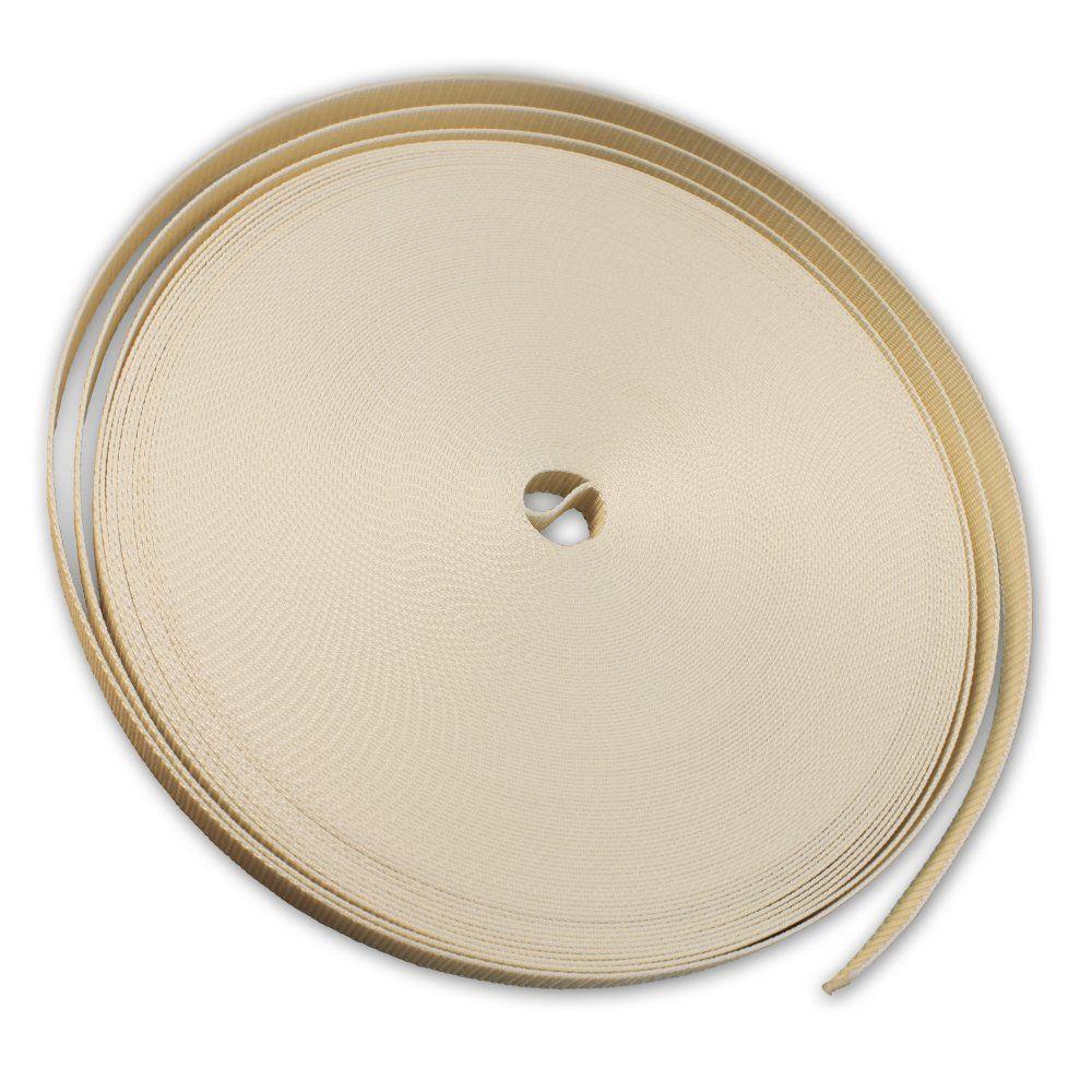 Gurtband 18mm Breite Farbe Beige 50m Rolle Rolladengurt Fur Rolladen In 2020 Plates Tableware