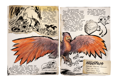 Argentavis Official ARK Survival Evolved Wiki (With