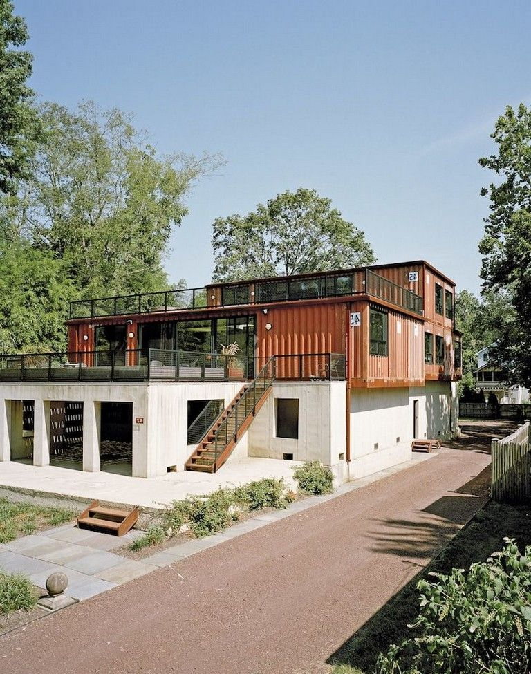 20+ Top Shipping Container Houses No Lack of Luxury #container ... Luxury Container Home Designs on luxury modern home designs, luxury warehouse home designs, luxury small home designs, luxury apartment designs, luxury container house, luxury glass home designs,
