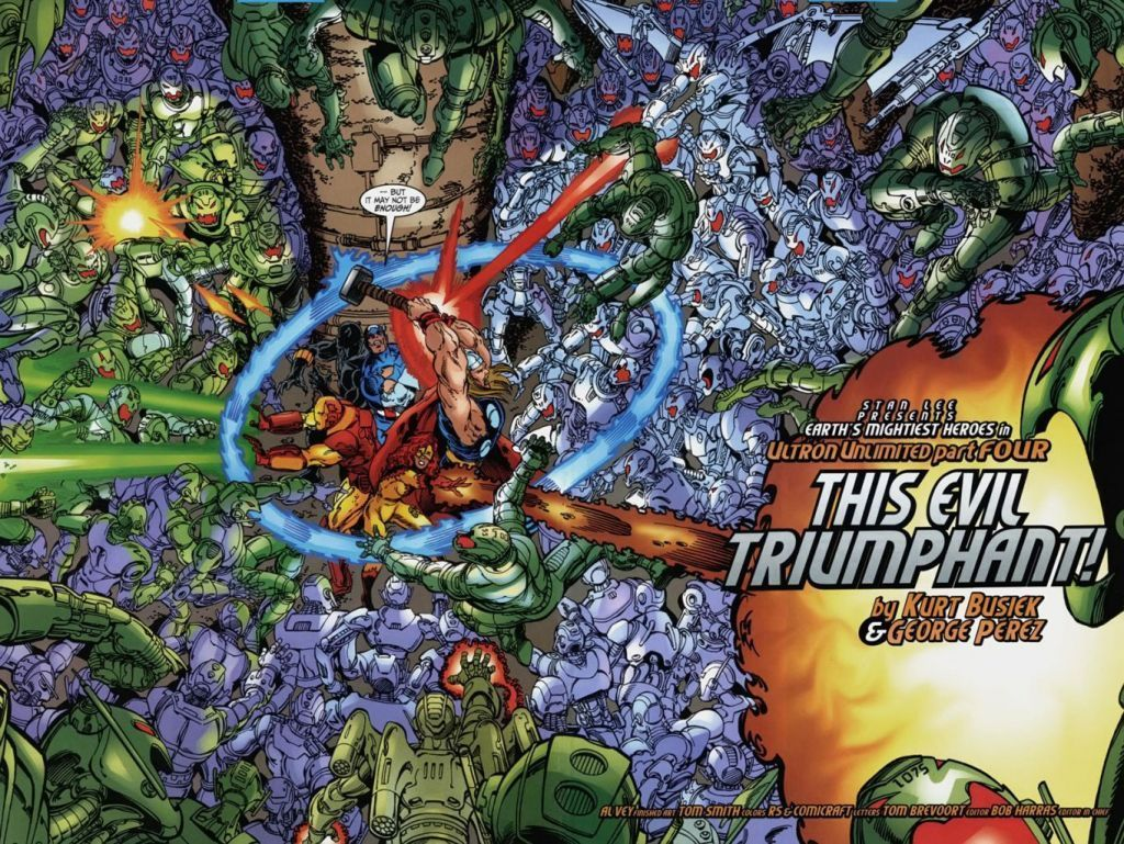 Image result for ultron unlimited
