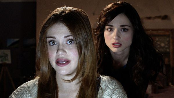Lydia translates shocking new information about the kanima.  Photo by MTV