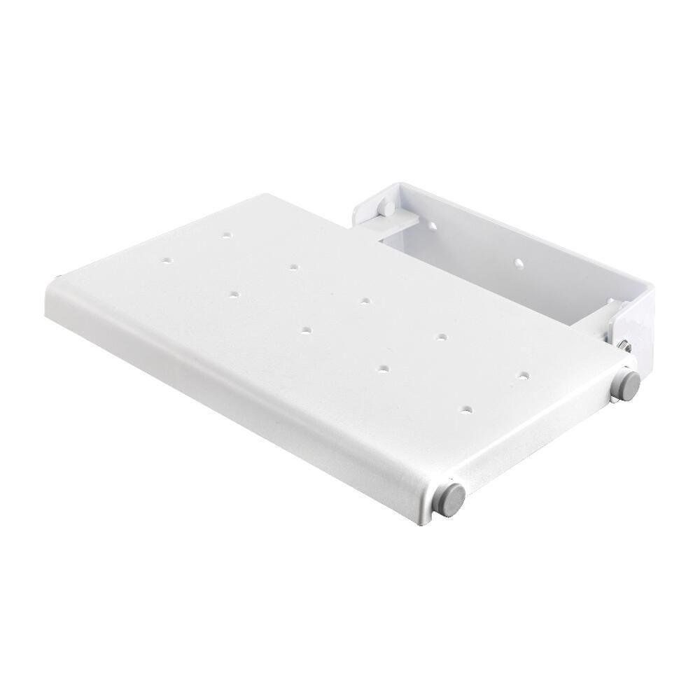 Croydex Wall Mounted Fold Away Shower Seat in White   Shower seat ...