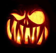 59 Pumpkin Carving Ideas for Halloween That Show Off Your Crafty Side #pumkincarvingdesigns