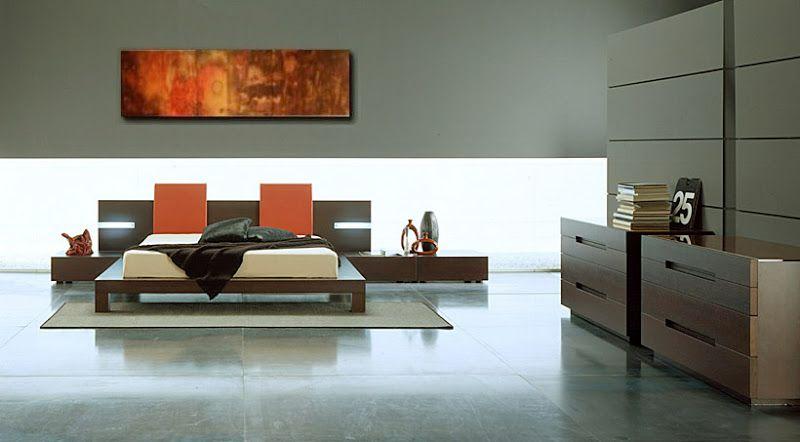 Asian Bedroom Furniture Platform Beds (11 Image) | office furniture ...