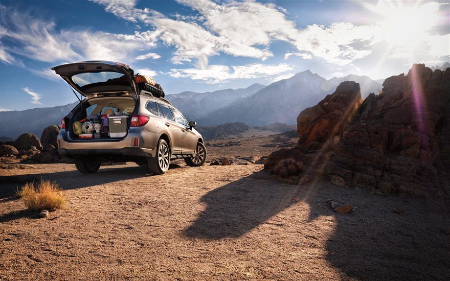 "Check out the image titled ""2015 Outback"" from Subaru"