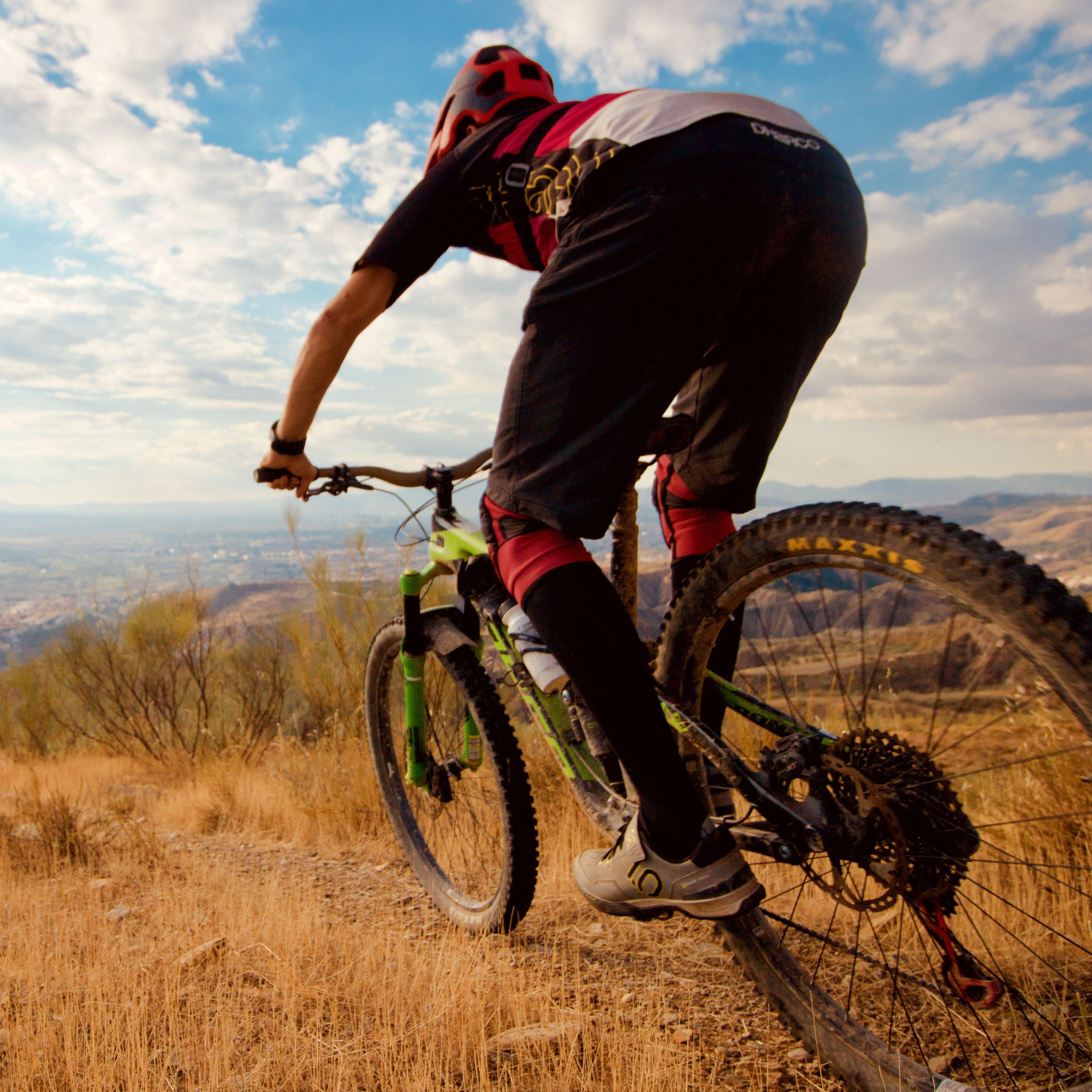 Mountain Biking In Sierra Nevada Spain Gps Tracks Available On