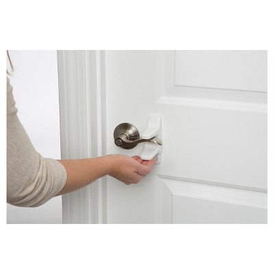 White Safety 1st OutSmart Lever Lock