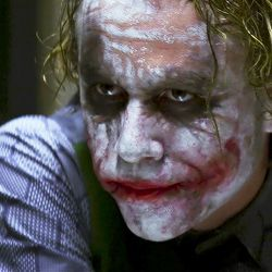 Heath Ledger's Joker - The Dark Knight (2008)