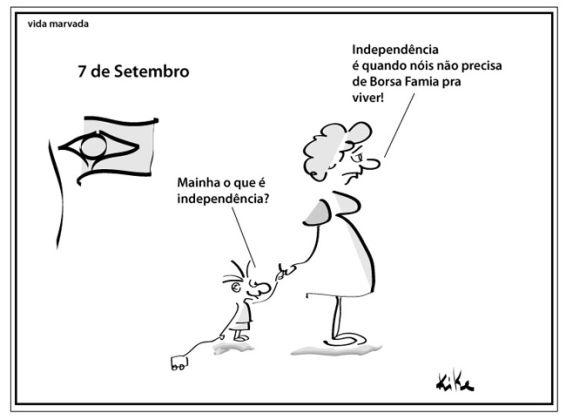 Significado de Independência