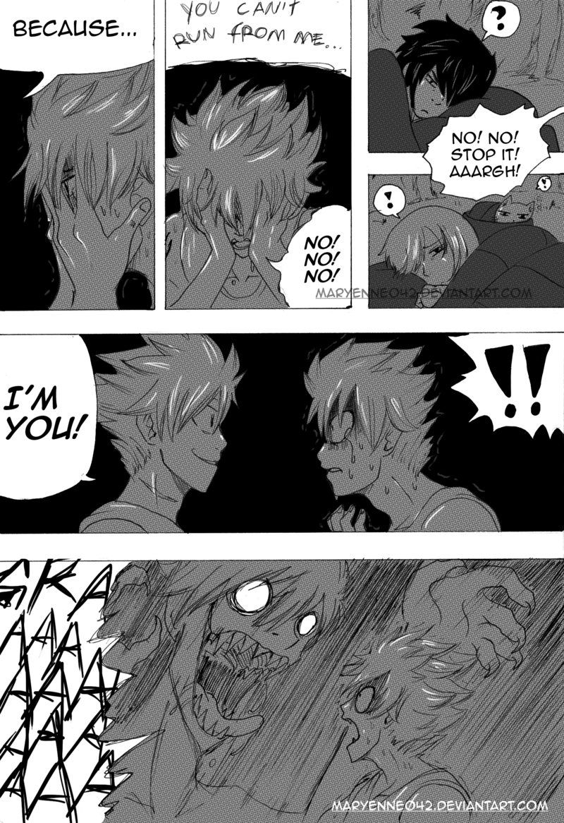 FT NFL - Chap 0 - Page26 by Maryenne042.deviantart.com on ... Page on