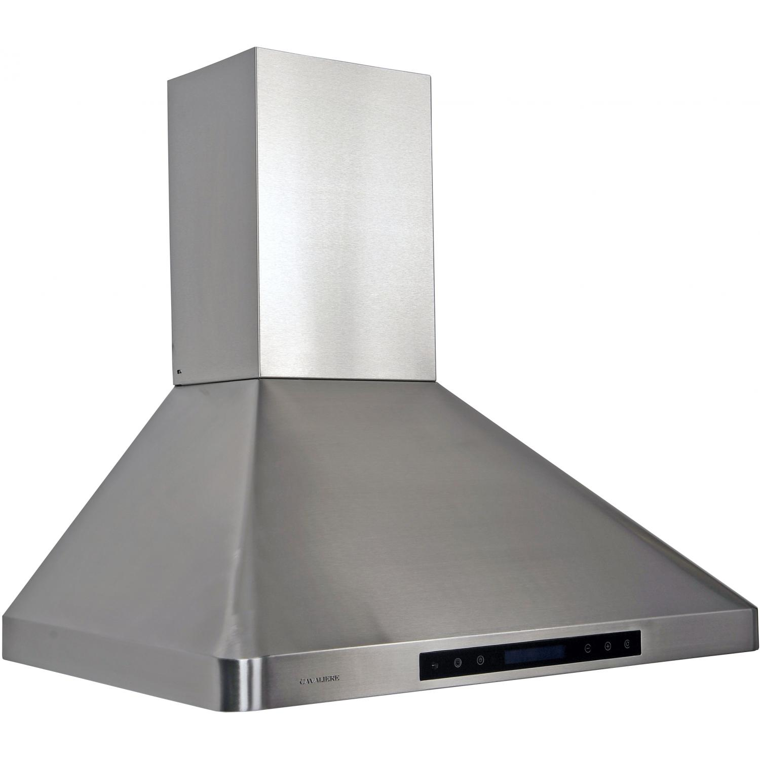 Cavaliere Airpro 238 Professional Series 30 Inch 900 Cfm Wall Mounted Range Hood Ap238 Ps29 30 Bbqguys Wall Mount Range Hood Steel Wall Range Hood