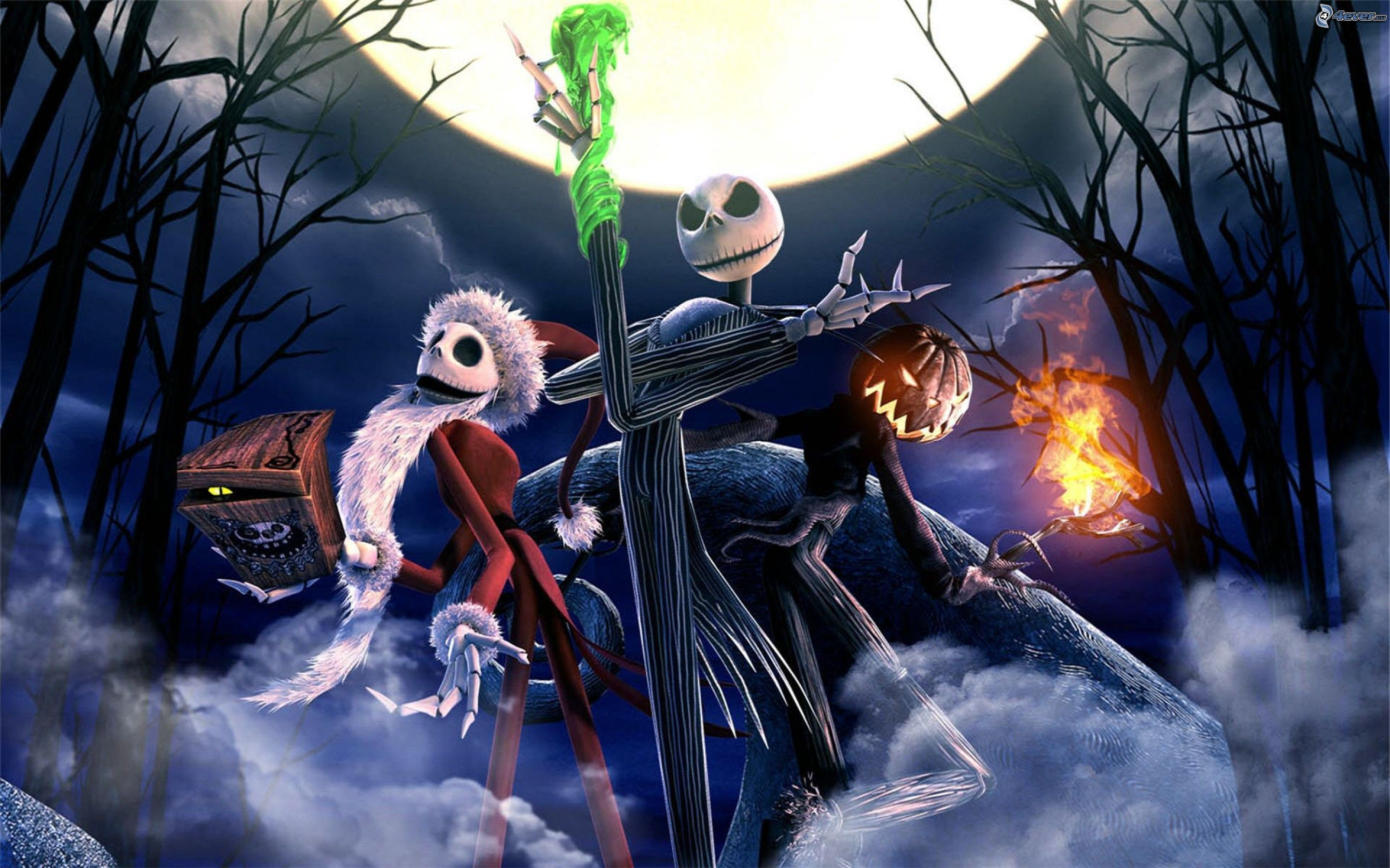 The Nightmare Before Christmas 15 Fun Facts Nightmare Before Christmas Wallpaper Nightmare Before Christmas Skeleton Nightmare Before Christmas