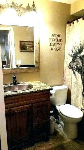 Awesome Cabin Decor Ideas Diy Log Images Bedroom Fishing Decoration Decorating Scenic Hunting Deco College Bathroom Decor Rustic Shower Curtains Bathroom Decor