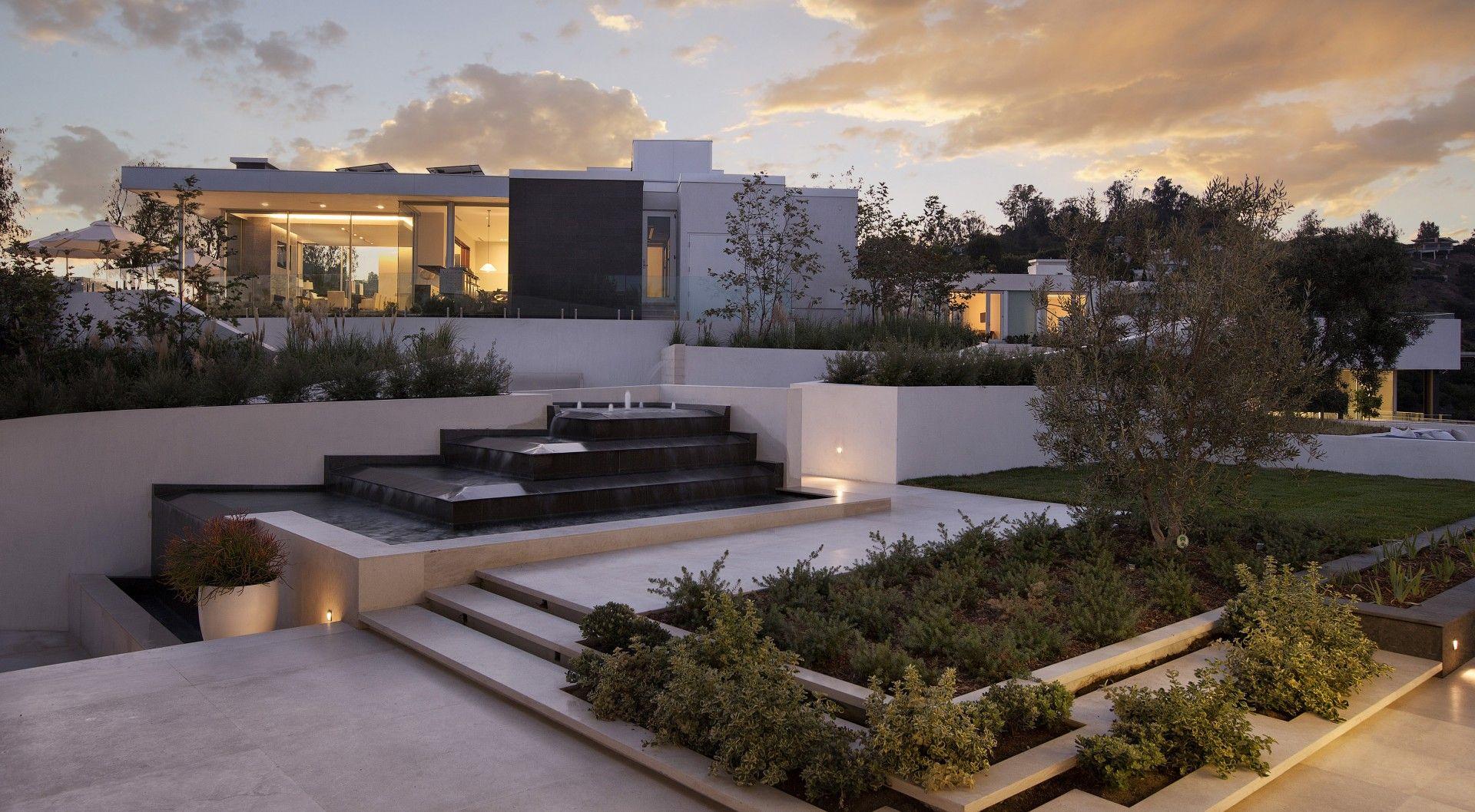 Los angeles laguna beach architecture contemporary projects mcclean design