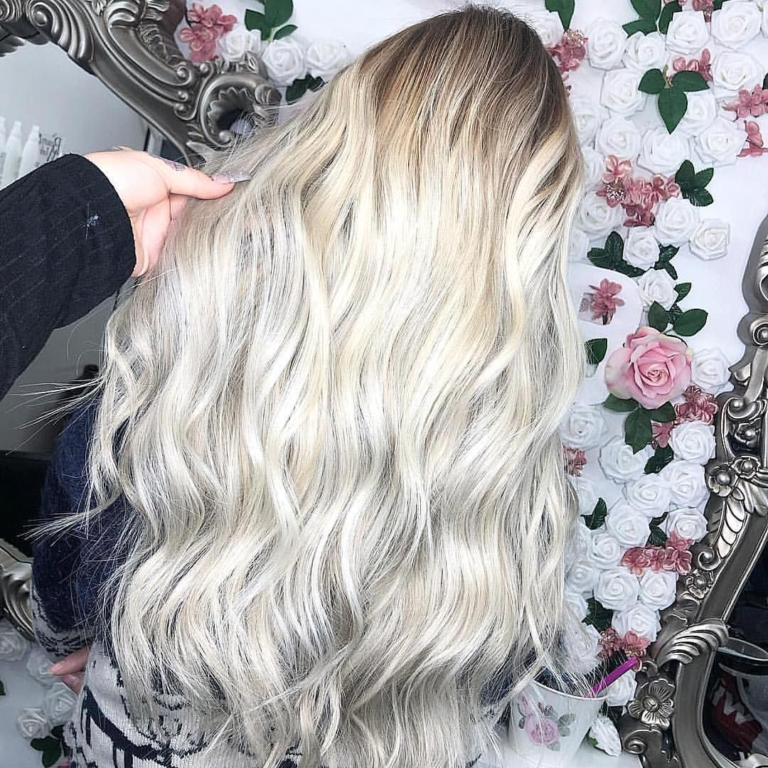 Arctic Blonde Beauty Works Hair Extensions Beauty Works Tone Hair