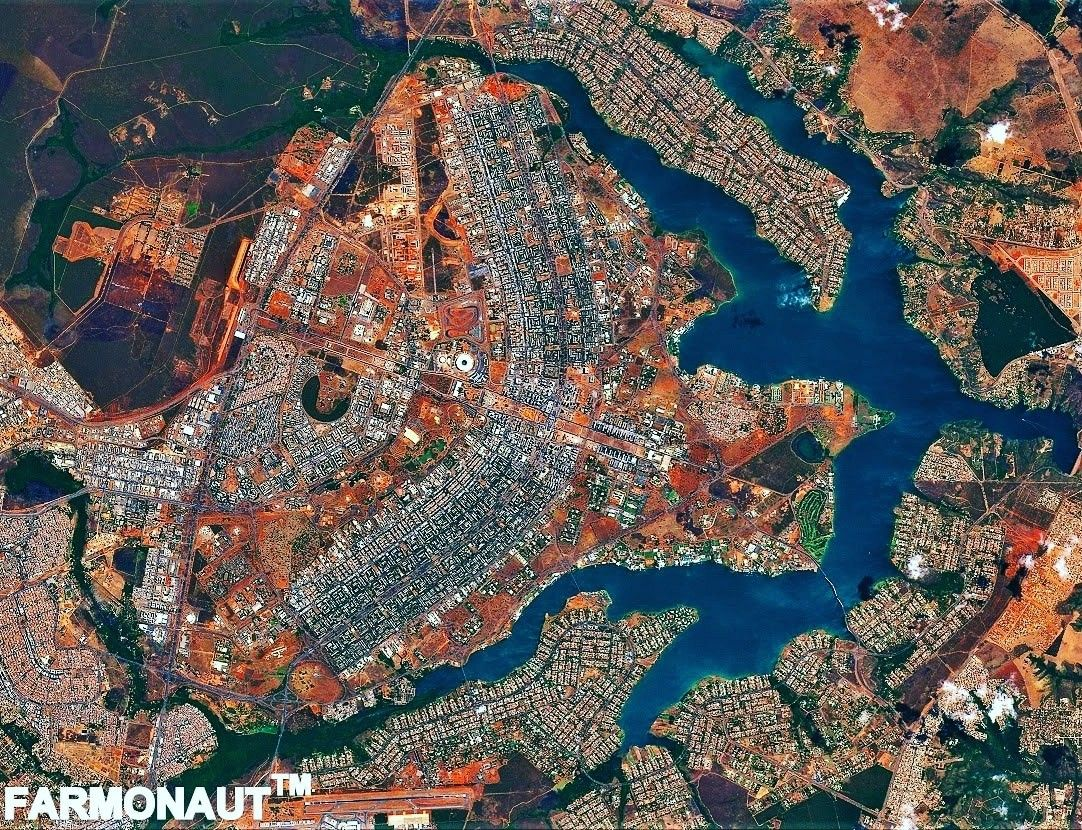 Satellite Imagery Cheapest Rates And Immediate Access Imagery