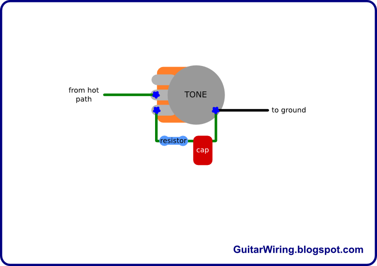 Brilliant Guitar Tone Pot Wiring Diagram Basic Electronics Wiring Diagram Wiring 101 Tzicihahutechinfo