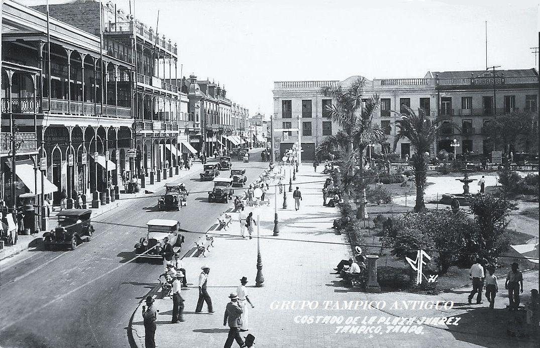 Calle Muelle en 1930