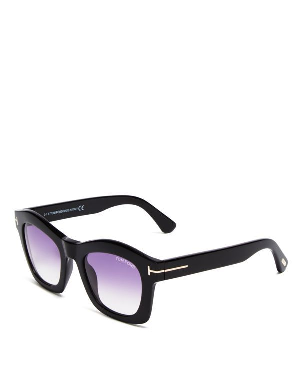 c5da64f629669 Tom Ford Greta Wayfarer Sunglasses