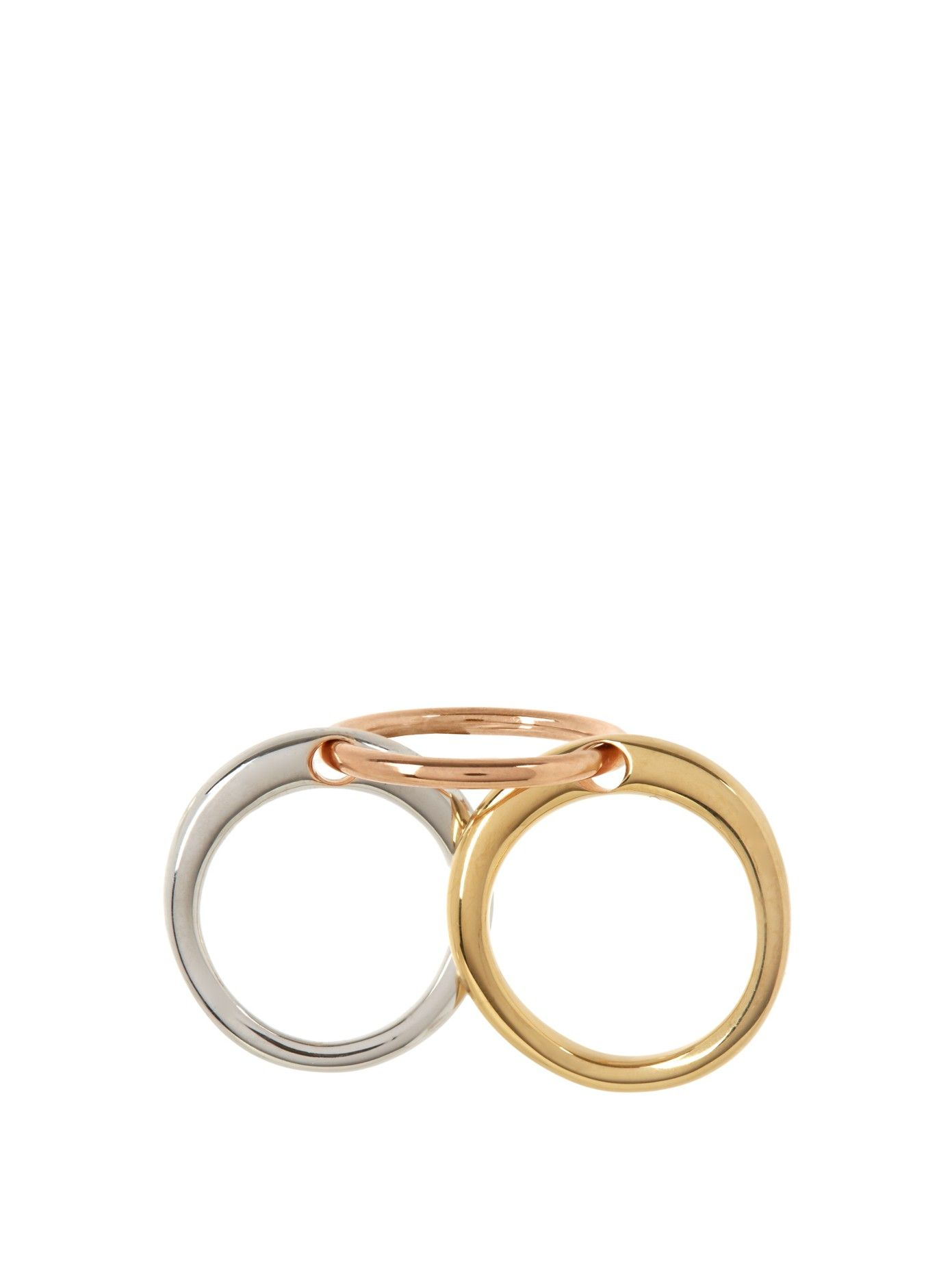 Neo Lover ring - Metallic Charlotte Chesnais 5EpxiU