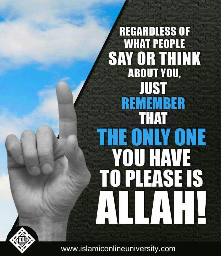 Dont Care About What Others Say Islamic Quotes Inspirational Quotes Motivation Best Quotes