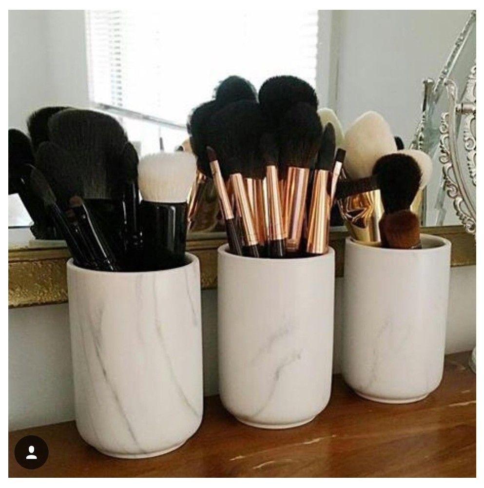 Pin By Kim Hafe On Kmart Australia Decor Style Makeup Storage